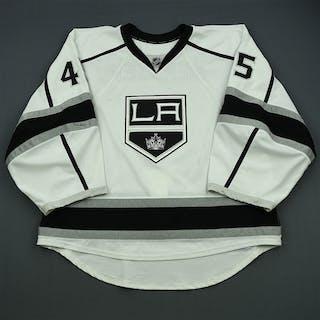 Bernier, Jonathan White Set 2 Los Angeles Kings 2012-13 #45 Size: 58G