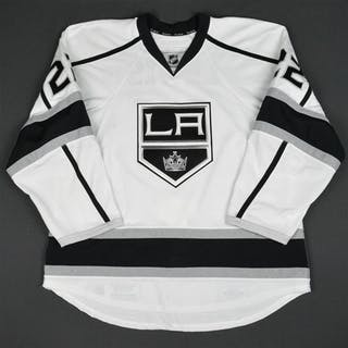 Lewis, Trevor White Set 3 / Playoffs Los Angeles Kings 2015-16 #22 Size: 56