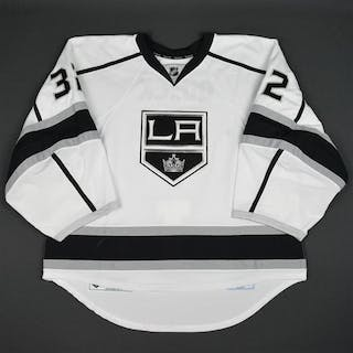Quick, Jonathan White Set 3 / Playoffs Los Angeles Kings 2015-16 #32 Size: 58G