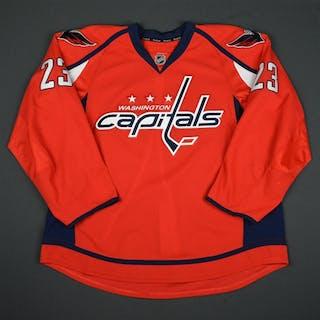 Sill, Zach Red Set 1 Washington Capitals 2015-16 #23 Size: 58