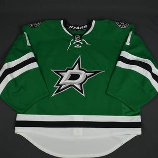 Campbell, Jack Green Set 1 - Back-Up Only Dallas Stars 2015-16 #1 Size: 58G
