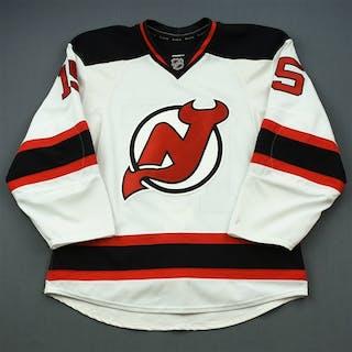 Sullivan, Steve White Set 2 New Jersey Devils 2012-13 #15 Size: 52