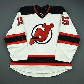 Sullivan, Steve White Set 2 New Jersey Devils 2012-13 #15 Size: 54
