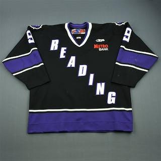 Scrymgeour, John Black Set 1 Reading Royals 2011-12 #9 Size: 56