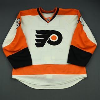 Read, Matt White Set 1 Philadelphia Flyers 2014-15 #24 Size: 54