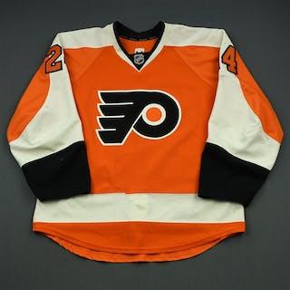 Read, Matt Orange Set 2 Philadelphia Flyers 2014-15 #24 Size: 54