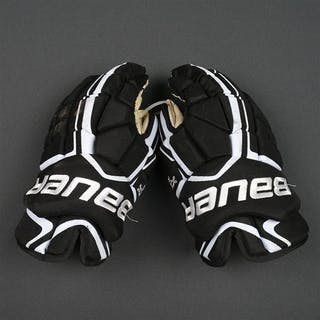 Carter, Jeff * Bauer Gloves Philadelphia Flyers 2009-10 #17