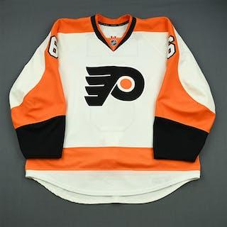 Lilja, Andreas White Set 2 Philadelphia Flyers 2012-13 #6 Size: 58