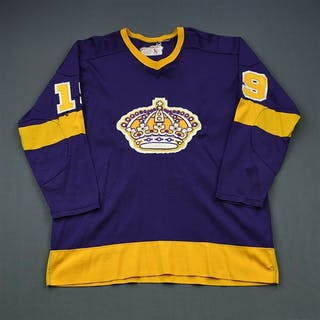 Goring, Butch * Purple (name has been added to jersey) Los Angeles