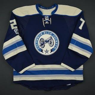 Murray, Ryan Third Set 2 w/ NHL Centennial Patch Columbus Blue Jackets