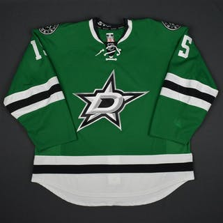 Nemeth, Patrik Green Set 2 Dallas Stars 2015-16 #15 Size: 58
