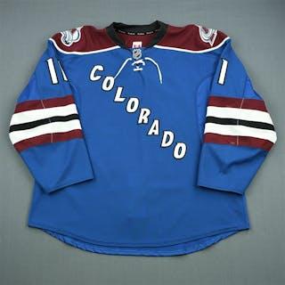 McGinn, Jamie Third Set 1 Colorado Avalanche 2012-13 #11 Size: 58