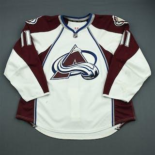 McGinn, Jamie White Set 1 Colorado Avalanche 2012-13 #11 Size: 58