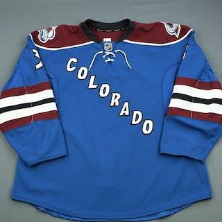O'Byrne, Ryan Third Set 1 Colorado Avalanche 2012-13 #3 Size: 58+