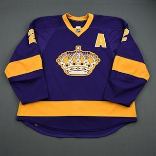 Greene, Matt * Vintage Set 1 w/A Los Angeles Kings 2011-12 #2 Size: 58