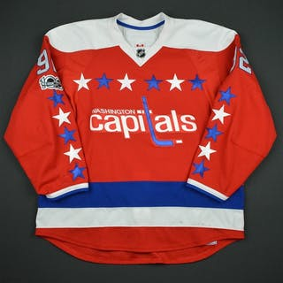 Kuznetsov, Evgeny Third Set 2 w/ NHL Centennial Patch Washington Capitals
