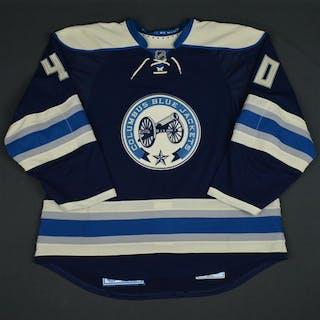 Boll, Jared Third Set 2 Columbus Blue Jackets 2015-16 #40 Size: 56