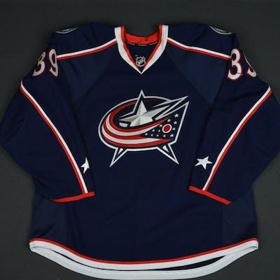 Chaput, Michael Blue Set 1 Columbus Blue Jackets 2015-16 #39 Size: 56