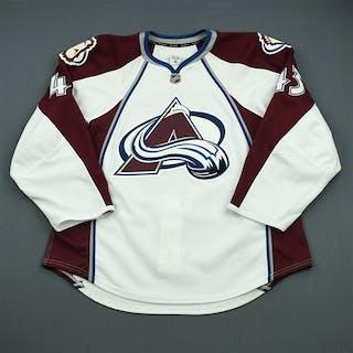 Sgarbossa, Michael White Set 1 (NHL Debut) Colorado Avalanche 2012-13