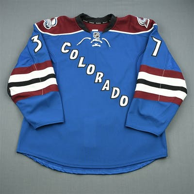 Sullivan, Sean Third Set 1 - Game-Issued (GI) Colorado Avalanche 2012-13