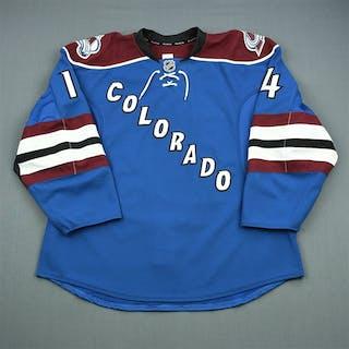 Van der Gulik, David Third Set 1 Colorado Avalanche 2012-13 #14 Size: 56