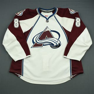 Hejda, Jan White Set 2 Colorado Avalanche 2012-13 #8 Size: 58