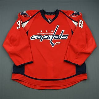 Hillen, Jack Red Set 1 Washington Capitals 2013-14 #38 Size: 56