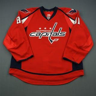 Orlov, Dmitry Red Set 2 Washington Capitals 2013-14 #81 Size: 58