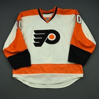 Schenn, Brayden White Set 1 Philadelphia Flyers 2014-15 #10 Size: 54
