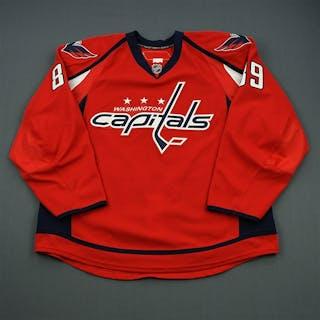 Sloan, Tyler Red Set 2 Washington Capitals 2010-11 #89 Size: 58