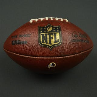 Game-Used Football Game-Used Football from December 4, 2016 vs. Arizona