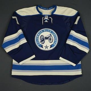 Johnson, Jack Third Set 2 Columbus Blue Jackets 2015-16 #7 Size: 56