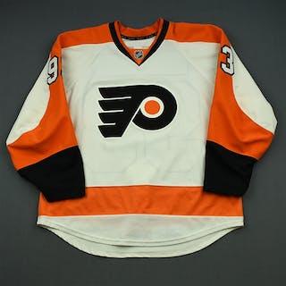 Voracek, Jakub White Set 1 Philadelphia Flyers 2014-15 #93 Size: 54