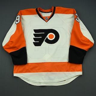 Voracek, Jakub White Set 2 Philadelphia Flyers 2014-15 #93 Size: 54