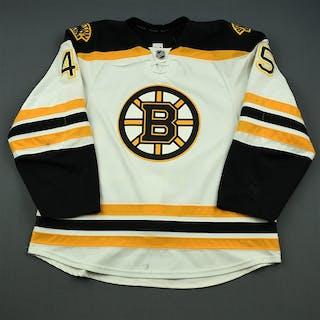 Morrow, Joe White Set 1 - NHL Debut Boston Bruins 2014-15 #45 Size: 58