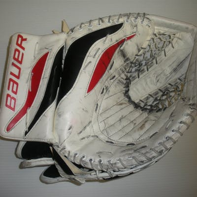 Hedberg, Johan Bauer Reactor Catcher New Jersey Devils 2012-15