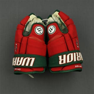 Oates, Adam Warrior AX1 Coaching Gloves (Retro Colors) New Jersey