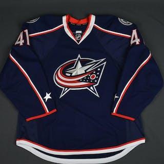 Wennberg, Alexander Blue Set 2 Columbus Blue Jackets 2015-16 #41 Size: 56