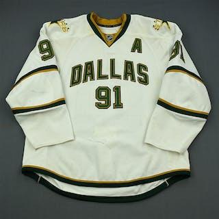 Richards, Brad * White Set 1 w/A Dallas Stars 2010-11 #91 Size: 58