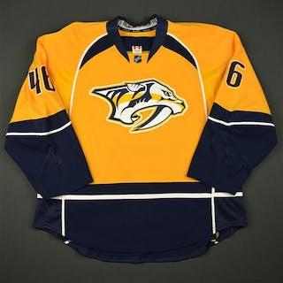 Aberg, Pontus Gold Set 1 - NHL Debut & 1st NHL Point Nashville Predators