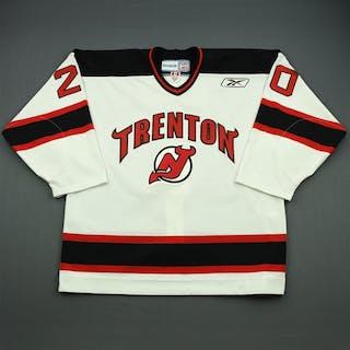 Kang, Matthew White Set 1 Trenton Devils 2010-11 #20 Size: 54