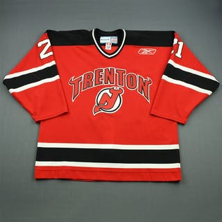 Nagy, Kory Red Set 1 Trenton Devils 2010-11 #21 Size: 54