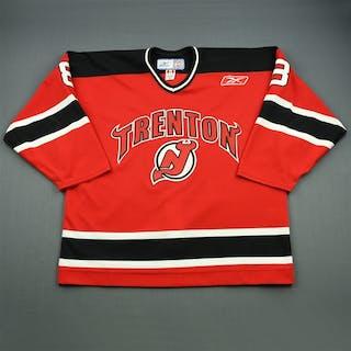 Nolet, Martin Red Set 1 Trenton Devils 2010-11 #8 Size: 56