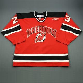 Vichorek, Taylor Red Set 1 Trenton Devils 2010-11 #23 Size: 58