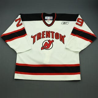 Watson, Chase White Set 1 Trenton Devils 2010-11 #29 Size: 56
