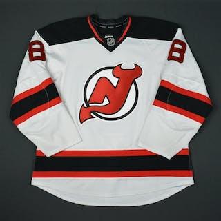 Schlemko, David White Set 2 New Jersey Devils 2015-16 #8 Size: 56