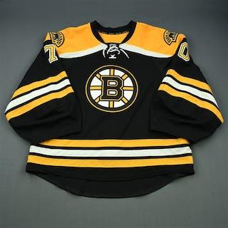 Subban, Malcolm Black Set 1 - Back-Up Only Boston Bruins 2014-15 #70 Size: 58G