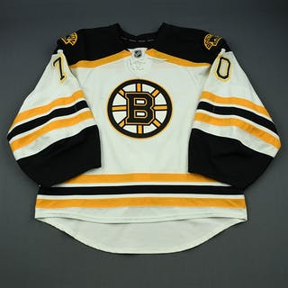 Subban, Malcolm White Set 2 - NHL Debut Boston Bruins 2014-15 #70 Size: 58G