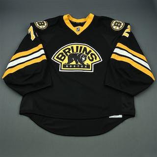 Svedberg, Niklas Third Set 2 Boston Bruins 2014-15 #72 Size: 58G