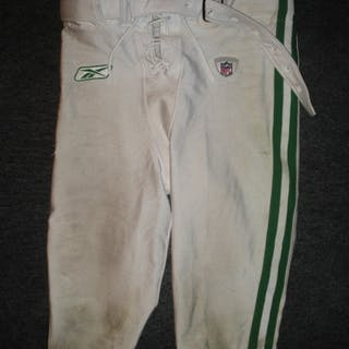 Graham, Brandon 1960 White and Kelly Green Throwback Pants Philadelphia